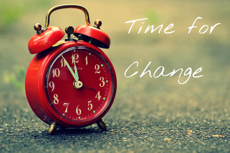 Není změna jako změna