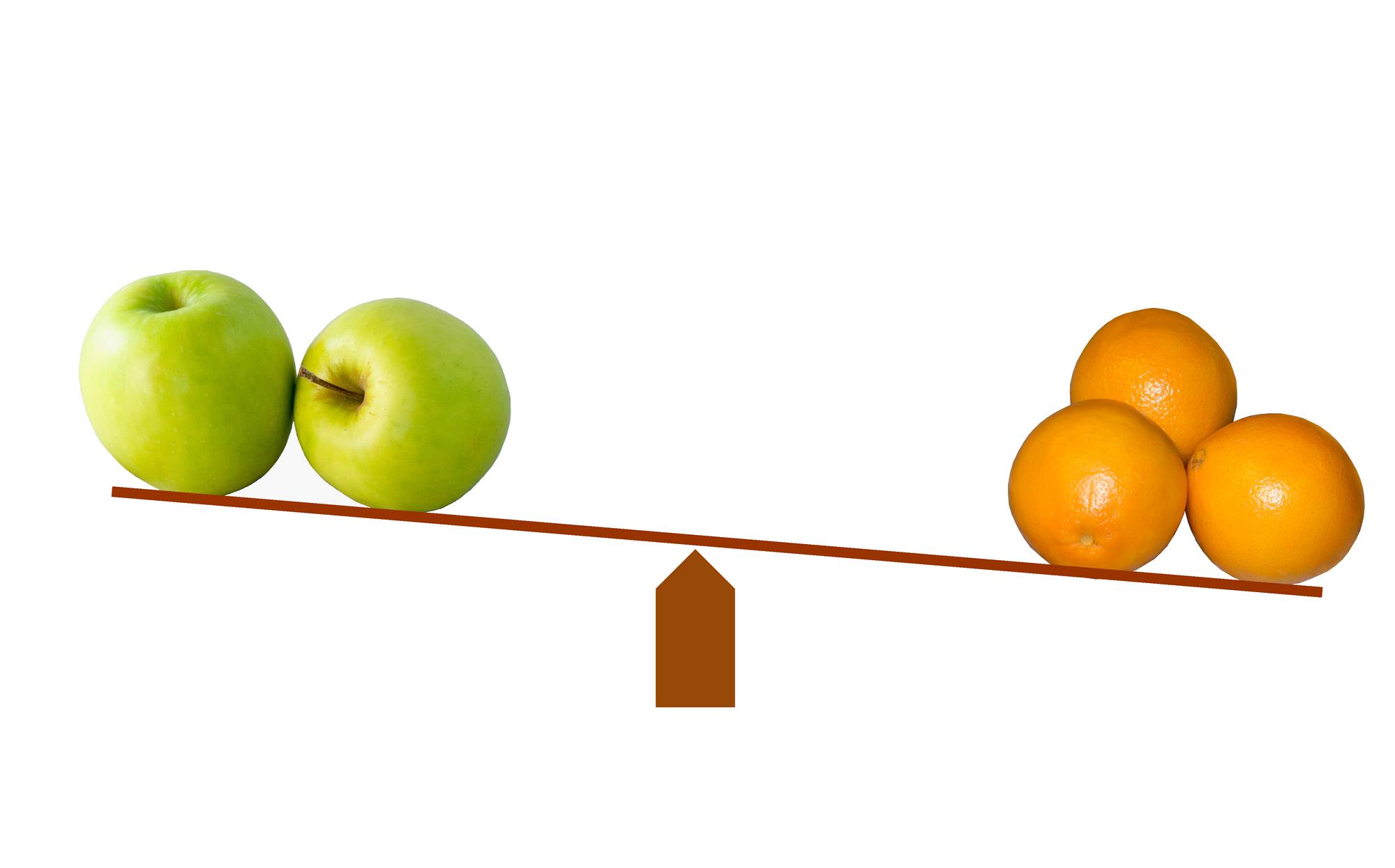 Srovnávání se – ano či ne?